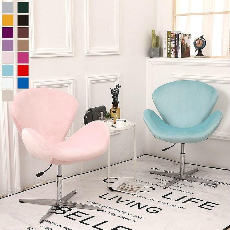 ダイニングチェア おしゃれ 北欧 チェアー チェア 椅子 いす イス ダイニングチェアー リビング かわいい デザイナーズ風 ピンク パープル ホワイト レッド グリーン ブルー グレー ベージュ イエロー 可愛い キュート モダン ポップ 家具 新生活/[aas35]