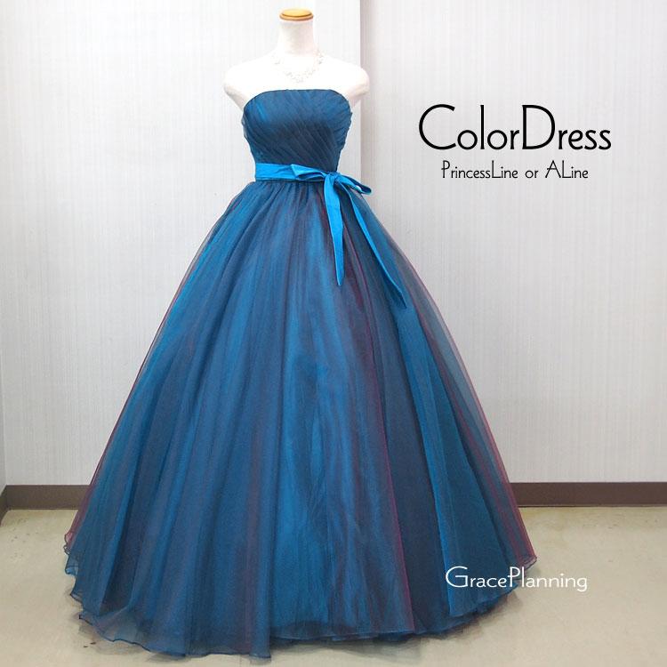 3eb98c2c49091 シンプルデザイン ウエディングドレス ウェディングドレス 結婚式 二次会 花嫁衣裳 ステージ衣装 舞台衣装 発表