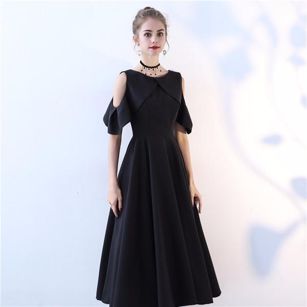 b6b776930aa6d ドレス ブラック レッド ミモレ丈ドレス パーティードレス 大きいサイズ ドレス 小さいサイズ ドレス 大量注文