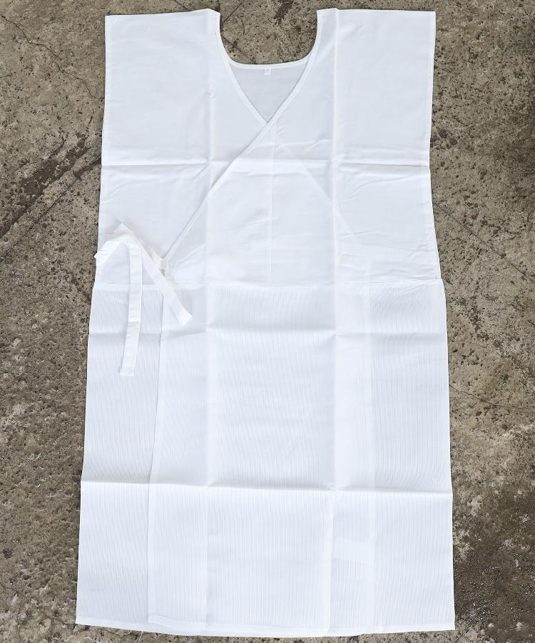 浴衣の中が透けないように!特に綿絽浴衣の方は絶対必要  ゆかた下 和装スリップ Fサイズ