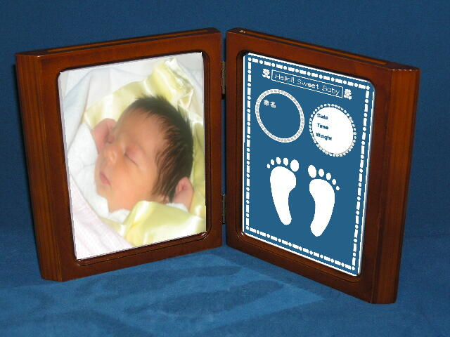 Graciasbz I Engrave A Bill A Spoor Birth Record On A Baby Spoor