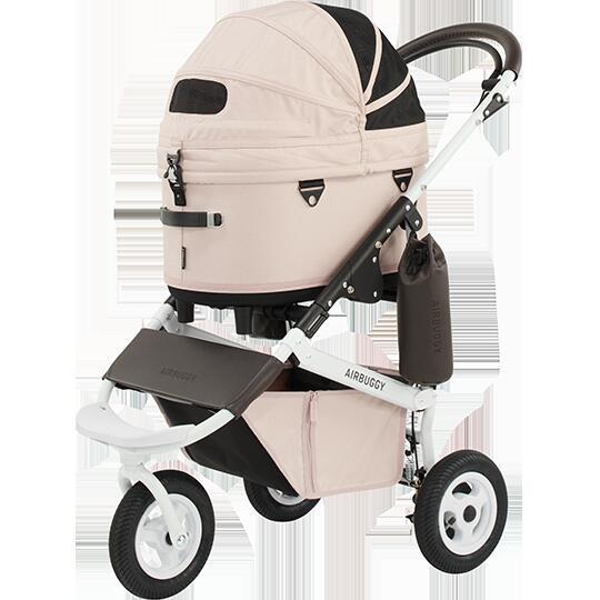 送料無料 デポー ペットカート Air Buggy for Dog DOME3 REGULAR SET 小型犬 ブロッサム 小型多頭におすすめ NEW エアバギードーム3