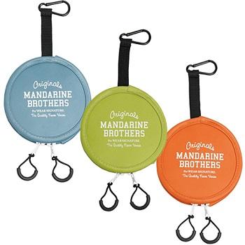オンライン限定商品 ペットとおでかけ MANDARINE BROTHERS ポータブルボウル お散歩 フードやお水入れに マンダリンブラザーズ 価格 交渉 送料無料