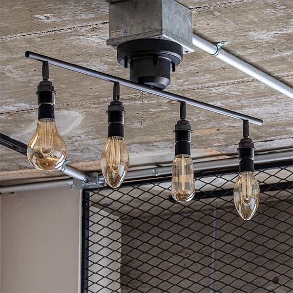 照明 ライト 4灯 シーリングライト スポットライト LED 対応 おしゃれ 照明器具 天井照明 北欧 西海岸 和室 和風 カフェ 階段 子供部屋 リビング 寝室 モダン ダイニング用 インテリア 電気 間接照明