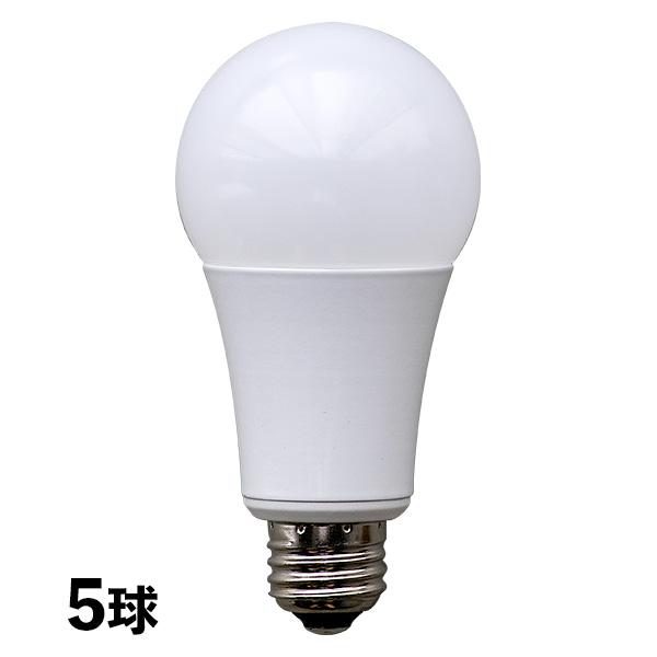 【5球リモコン LED電球 調光 調色 E26 560ルーメン 650ルーメン 40ワット相当 電球色 昼白色 明るい リモコン】