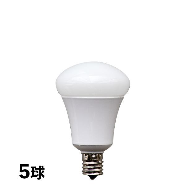 【5球リモコン LED電球 調光 調色 E17 400ルーメン 450ルーメン 30ワット相当 電球色 昼白色 明るい リモコン】