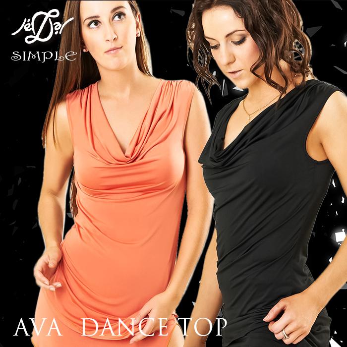社交ダンス衣装 社交ダンス トップス ジェドール Je'Dor アバ ダンストップ 社交ダンスウェア 衣装 トップス モダン スタンダード ラテン 海外 ブランド -