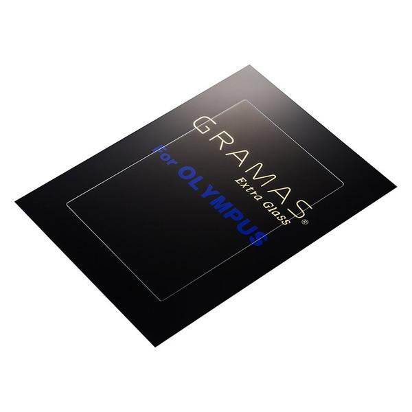 PENTAX Extra Camera Glass『銀一株式会社』PRODUCEのOLYMPUS OM-D E-M1 Mark製品用Extra Glass 【公式】 GRAMAS グラマス OLYMPUS OM-D E-M1 Mark 液晶保護フィルム フィルム Extra Camera Glass高級 ビジネス ギフト プレゼント