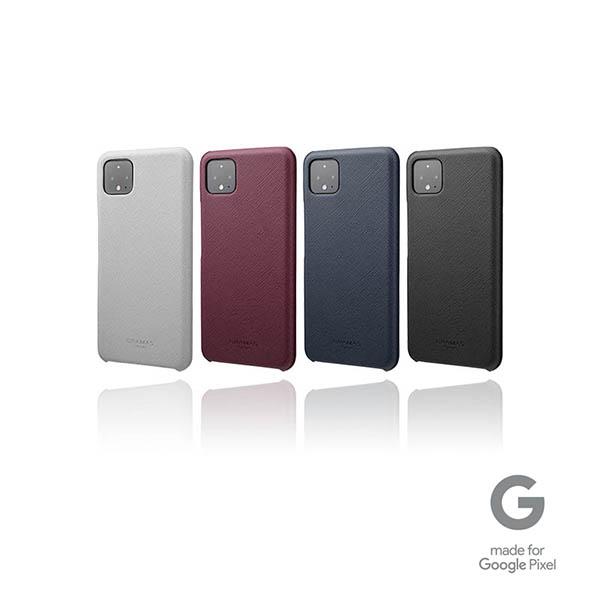 グラマス グーグルピクセル 4 販売期間 限定のお得なタイムセール XL ケース PUレザー バックカバー 汚れや傷に強い合成皮革 アウトレット GRAMAS COLORS Google Leather