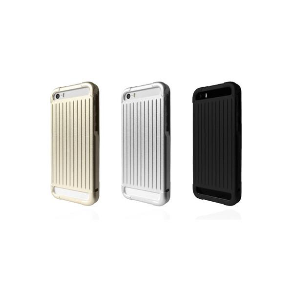 【公式】 GRAMAS グラマス iPhoneSE / iPhone5s / iPhone5 ケースc / iPhone5 ハードケース Full Metal Case 送料無料