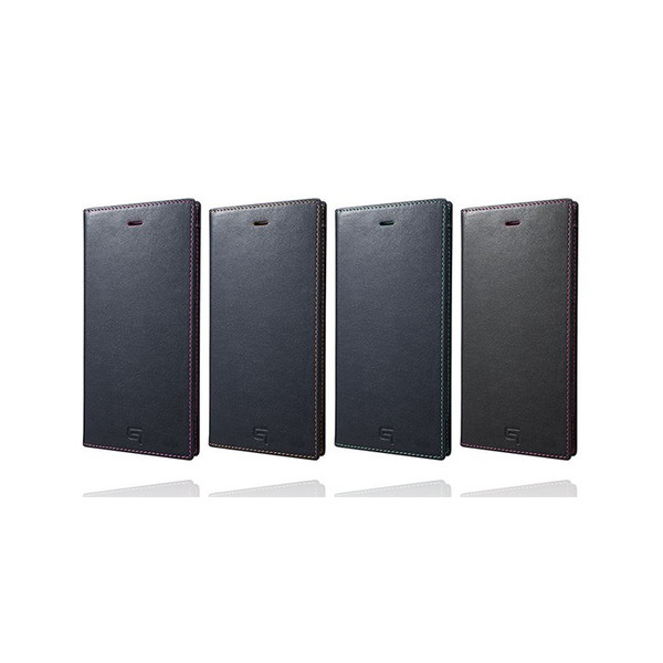 【公式】 GRAMAS グラマス [ 限定 モデル ] iPhone6sPlus / iPhone6Plus ケース手帳型 手帳 Full Leather Case Color Limited 送料無料