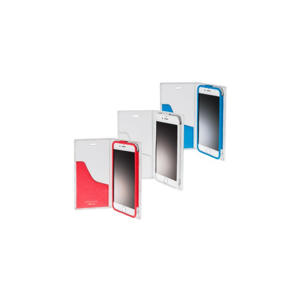 【公式】 GRAMAS グラマス [ 限定 モデル ] iPhone6sPlus / iPhone6Plus ケース 手帳型 手帳 Full Leather Case Tricolor Limited 送料無料
