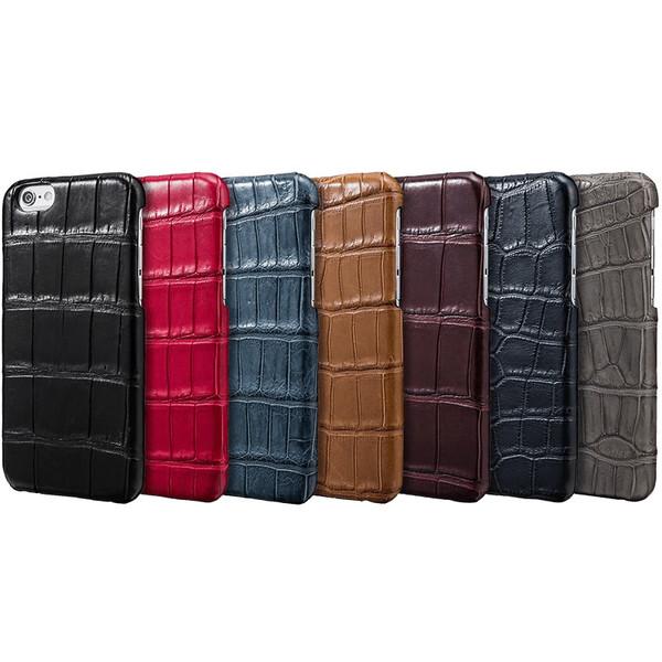【公式】 GRAMAS グラマス iPhone6s Plus/ iPhone6 Plus ケース ハードケース Meister Crocodile Case 【 送料無料 】高級 ビジネス ギフト プレゼント