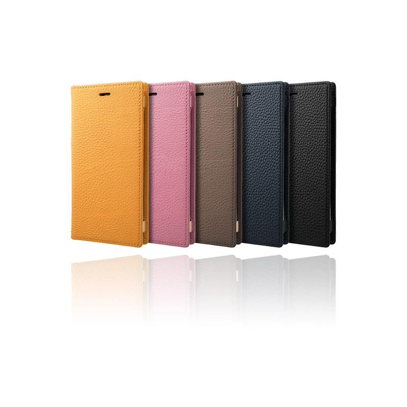 iPhone XS / X 【公式】 GRAMAS グラマス ケース 手帳型 手帳 本革 Shrunken-calf Full Leather Case 送料無料