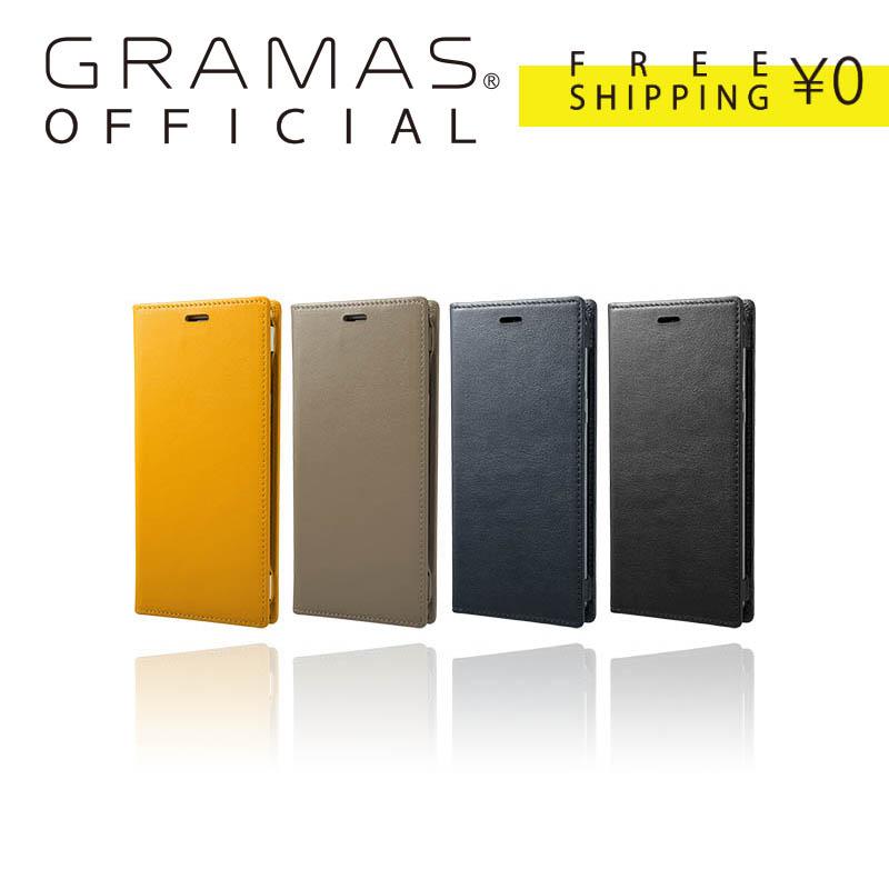 【公式】 GRAMAS グラマス Full Leather Case for Galaxy S9+ 本革