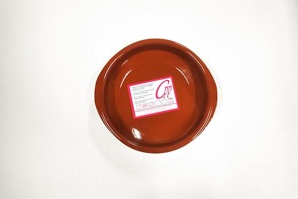 ※直火 日本最大級の品揃え オーブン使用可能※IHは使用不可 GRANADA アヒージョ鍋 土鍋 R0018 サイズ:W19.5×D18×H3.5cm CAZUELA スペイン陶器 耐熱鍋 カズエラ スペイン食器 カスエラ 安値