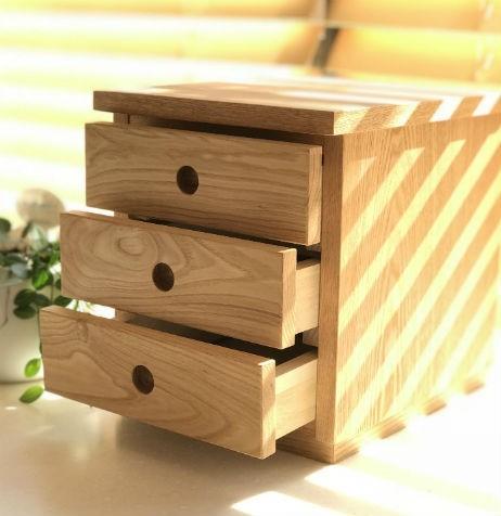 [SHOP OF THE WEEK受賞/出店10周年]栗の木オリジナルボックス(ナチュラル)