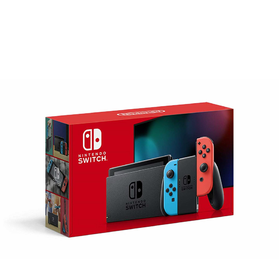 【在庫3台!即日発送】Nintendo Switch JOY-CON(L) ネオンブルー/(R) ネオンレッド