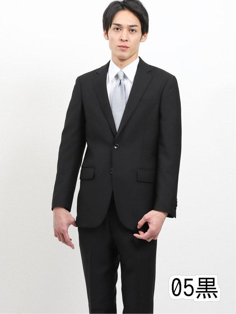 スタンダードモデルフォーマル2ピーススーツ ◆在庫限り◆ 正規品送料無料 レギュラースタイルスーツ