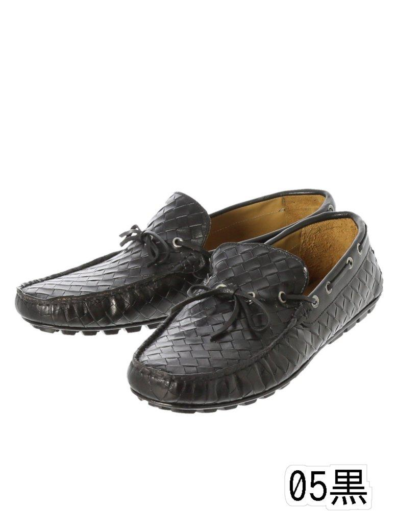 【大きいサイズ】アラウンドザシューズ/around the shoes MADE IN ITALY 型押スリッポン