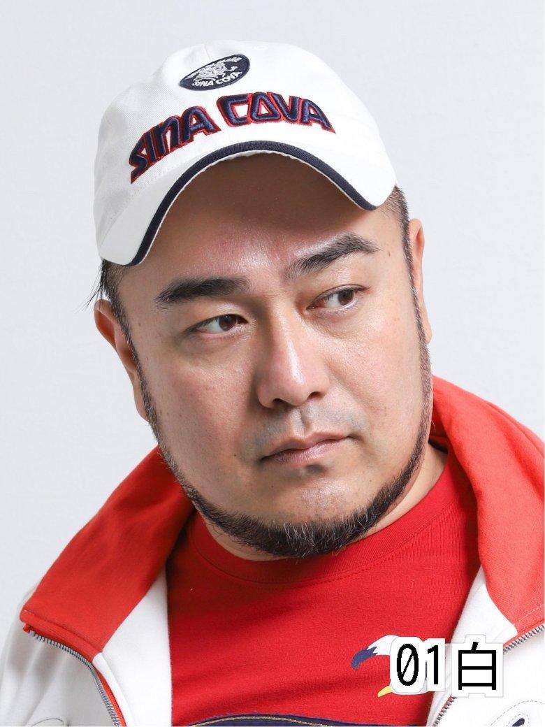 【大きいサイズ・メンズ】シナコバ/SINA COVA ドギーキャップ