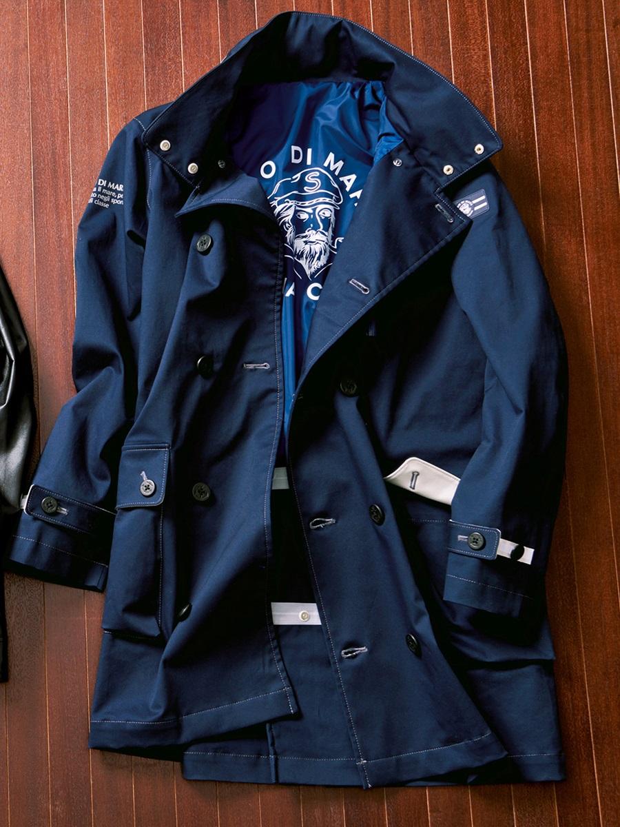 【大きいサイズ・メンズ】SINA COVA (シナコバ)シーリングコート