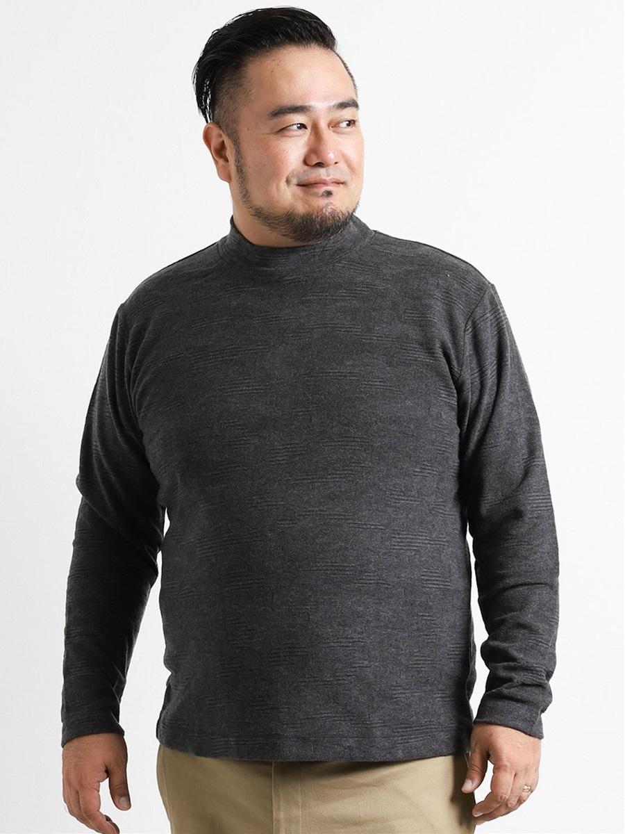 【大きいサイズ・メンズ】INTERMEZZO (インターメッツォ)ソフトインナータートル