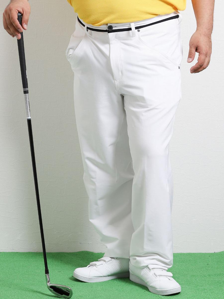 【大きいサイズ・メンズ】ルコックスポルティフ ゴルフ/le coq sportif GOLF 4WAYストレッチステップアップパンツ