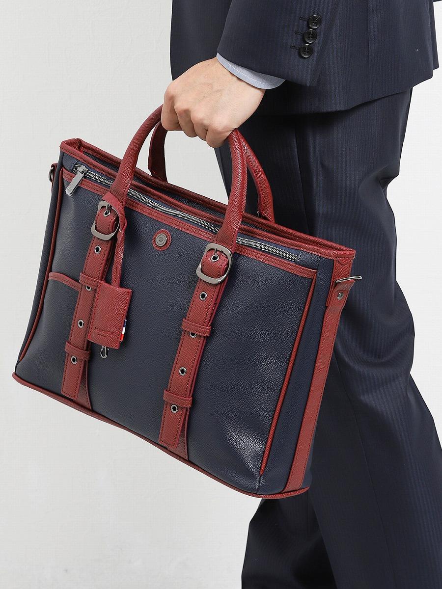【メンズ】レノマ オム/renoma HOMME ブリーフトートバッグ A4対応 ビジネスバッグ