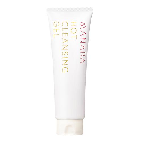 マナラ化粧品 maNara ホットクレンジングゲル 200g  メイク落とし  美容液クレンジング  まつエクOK  お1人様2個まで。