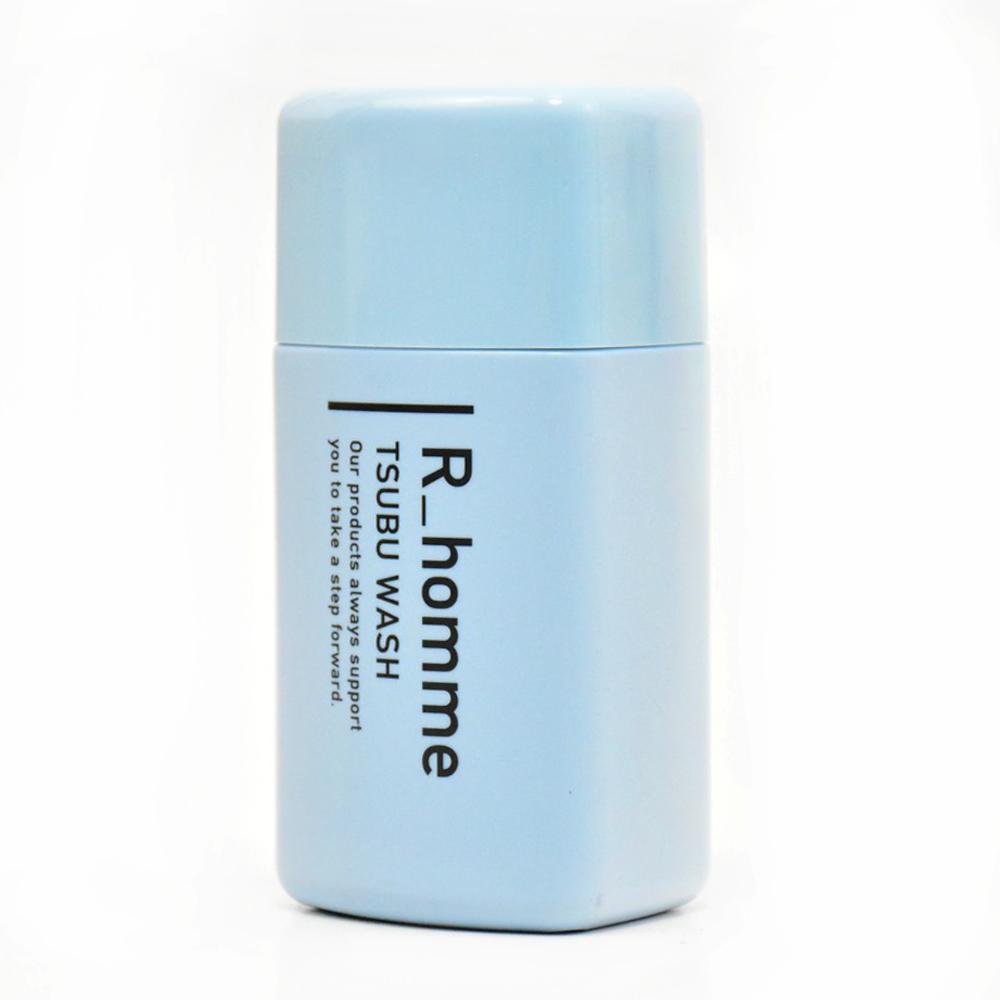 ポイント2倍 送料込 R-homme アールオム 最安値に挑戦 ツブウォッシュ 45g セール商品 酵素洗顔 約1か月分 メンズコスメ 60回分 WASH TSUBU メンズ洗顔料 角質ケア 男性化粧品