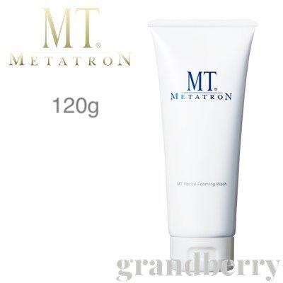 商い MTメタトロン MT フェイシャル フォアミング ウォッシュ 現金特価 洗顔料 120g