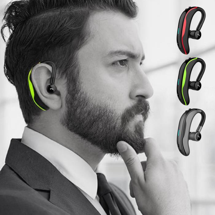 Bluetooth4.1 お歳暮 高音質 耳掛け 左右通用 bluetooth ワイヤレスイヤホン 耳掛けイヤホン IPX5防水 片耳 正規取扱店 iPhone ブルートゥースイヤホン スポーツ イヤフォン ビジネス 両耳併用 Android対応 ワイヤレス