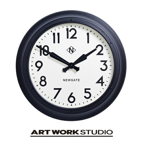 時計 壁掛け おしゃれ 北欧 アンティーク ジャイアントエレクトリックウォールクロック アートワークスタジオ TR-4314 ブラック 時計 掛け時計 壁掛け時計 ウォールクロック【送料無料】【代引き、後払い、返品不可】