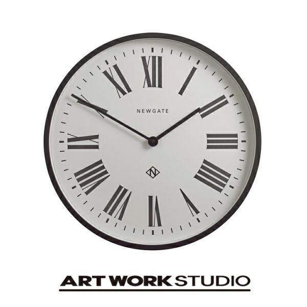 時計 壁掛け おしゃれ 北欧 アンティーク ナンバーワン アートワークスタジオ TR-4318 ブラック 時計 掛け時計 壁掛け時計 ウォールクロック【送料無料】【代引き、後払い、返品不可】