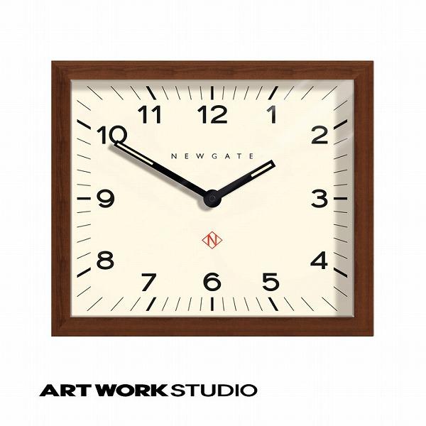 時計 壁掛け おしゃれ 北欧 アンティーク ニューゲート ミスターデイヴィス アートワークスタジオ NEW GATE Mr.Davies TR-4291 時計 掛け時計 壁掛け時計 ウォールクロック 書斎 デザイナー シンプル 男前 インテリア 【送料無料】