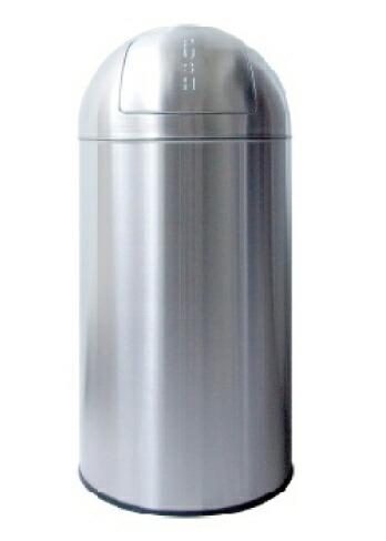 【DULTON】ダルトン ダスト ビン 40L K555-425-40 DUST BIN SATIN FINISHED 40L ゴミ箱 ごみ箱 ダストBOX くずかご ダストボックス【送料無料】