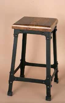 【DULTON】ダルトン アンティーク風 アイアン スツール IRON STOOL 木製 ウッド アンティーク風 スツール 椅子 イス いす【送料無料】