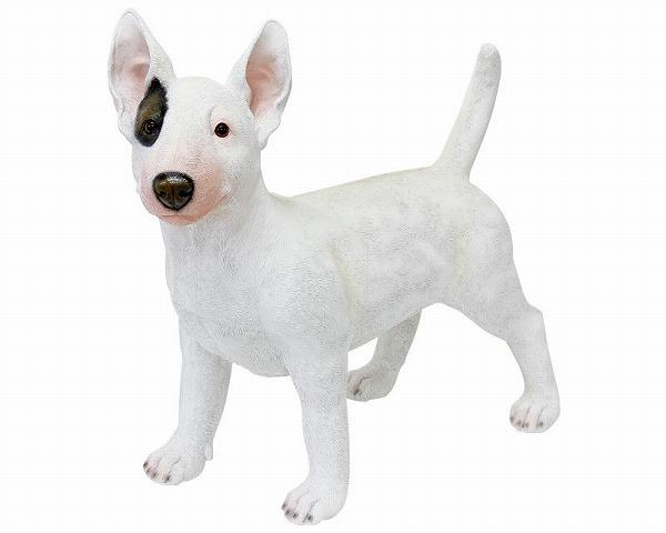 チアフルフレンズ ブルテリアのペル 犬 いぬ イヌ dog ドッグ 置物 小物 オブジェ【送料無料】