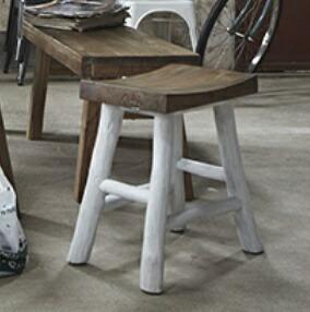 Orm オルム スツール おしゃれ アンティーク 背もたれなし 木製 スツール 椅子 イス いす【送料無料】