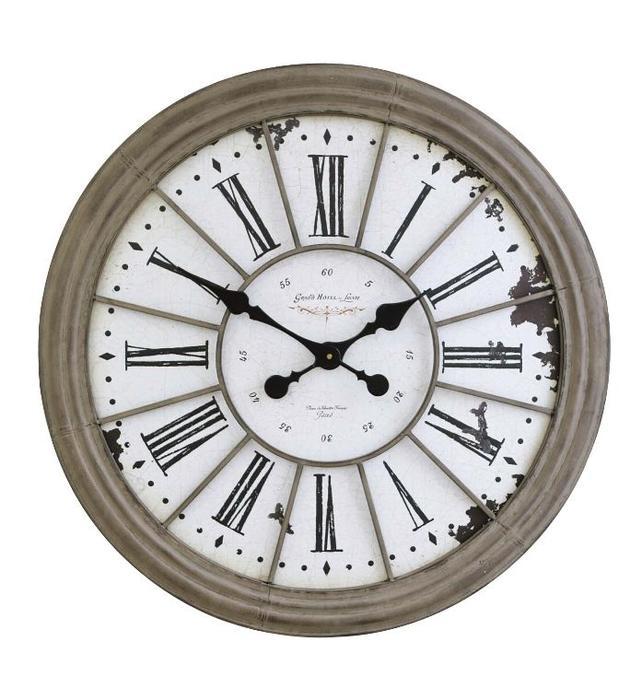 ルーヴル ラージクロック コベントガーデン COVENT GARDEN 時計 掛け時計 レトロ アンティーク風【送料無料】 BX-92