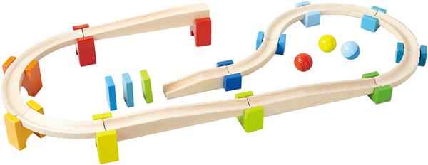 HABA ハバ社 木のおもちゃ ドイツ製 ベビークーゲルバーン・大 木製玩具 知育玩具 スロープトイ スロープおもちゃ 1歳 2歳 3歳 誕生日 プレゼント【10P07Nov15】