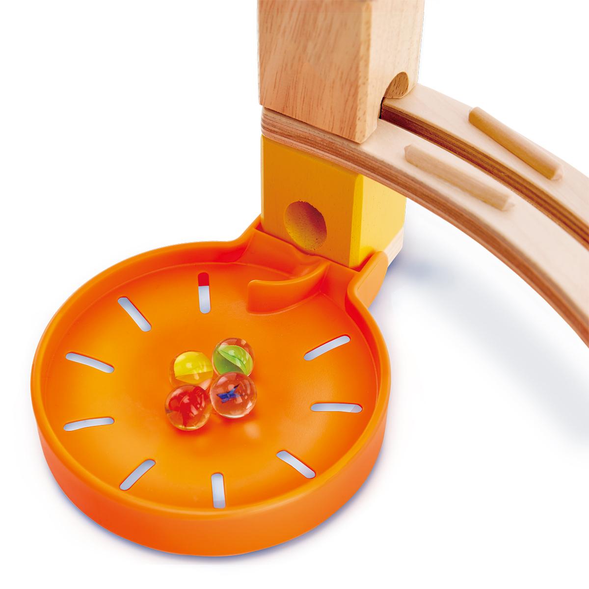 ラッピング 誕生日プレゼント のし メッセージカード無料 ボーネルンド クアドリラ 迅速な対応で商品をお届け致します 知育玩具 2個セット ビー玉キャッチャー 追加パーツ