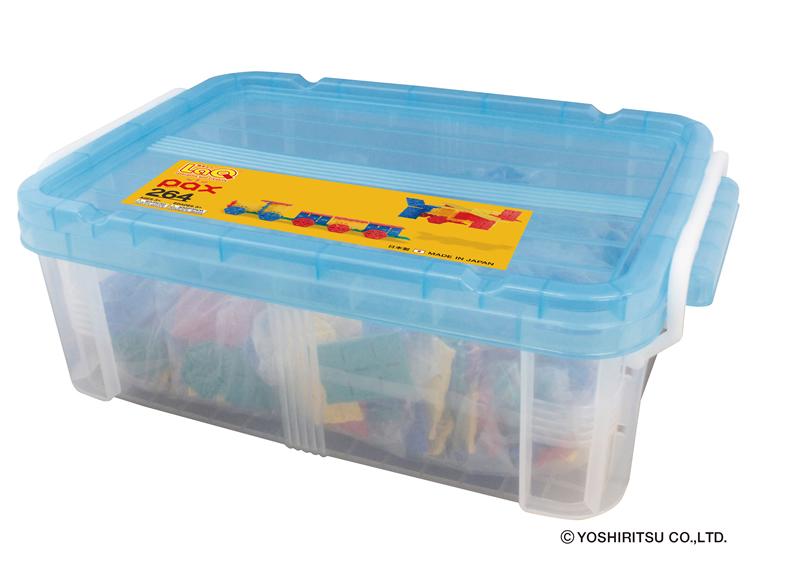 LaQ Pax 264 パックス 264フリースタイル 知育玩具 男の子おもちゃ 3歳 4歳 5歳 laq ラキュー らきゅー 【02P05Nov16】