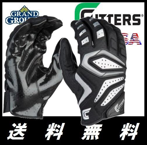 【海外限定】【送料無料】カッターズ ゲーマー パッド パッデッド 2.0 スポーツグローブ 2.0 野球 アメリカンフットボール アメフト 両手 メンズ Cutters Gamer 2.0 Padded Gloves Man