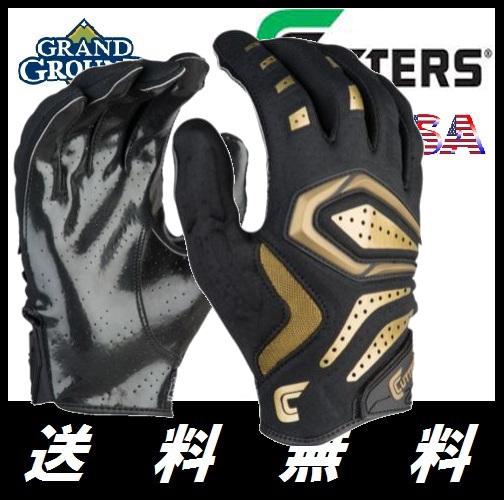 【海外限定】【送料無料】カッターズ ゲーマー パッド パッデッド 2.0 スポーツグローブ 2.0 野球 サッカー 両手 メンズ Cutters Gamer 2.0 Padded Gloves Man