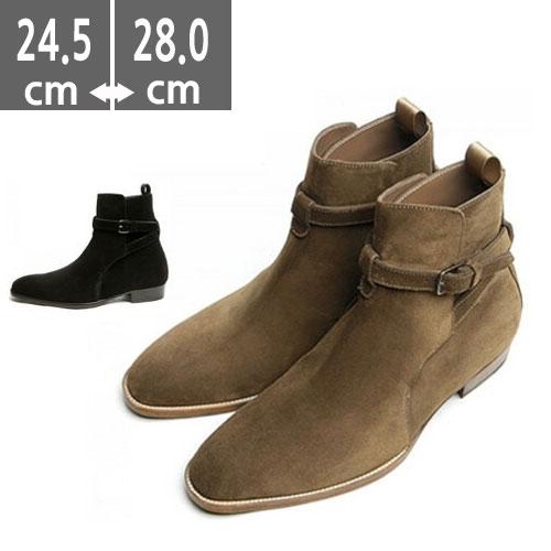 メンズ ブーツ 本革 レザー ヒールブーツ メンズ ハンドメイド ウエスタン ブーツ、ヒール3.0cm、メンズ 3.0cmヒール ブーツメンズ、ウエスタン ブーツメンズ、ウエスタンブーツ、ヒールブーツ メンズ、黒、ベイジュ、レッド