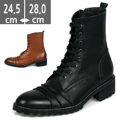 プレミアム本革 ハンドメイド ウエスタン ブーツ、ヒール4.cm、メンズ ハイヒール、4.5cmヒール ブーツメンズ、ウエスタン ブーツメンズ、ウエスタンブーツ、ヒールブーツ メンズ