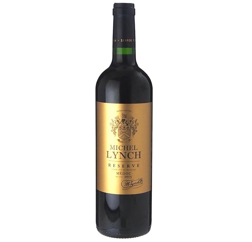 JMカーズ ミッシェル リンチ 当店は最高な サービスを提供します レゼルヴ ルージュ 人気ブランド多数対象 2015 赤ワイン d02-4788 フランス 750ml