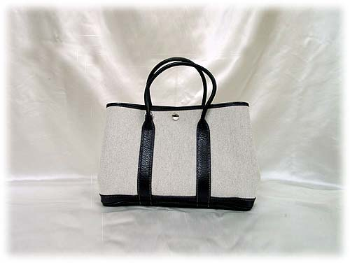 cc5383c6f84 grandseller: Hermes garden party TPM size color and canvas grey ...
